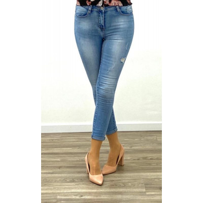 copy of Jeans push-up bleu rembourré