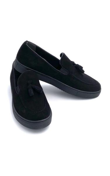 Chaussure homme avec accessoire