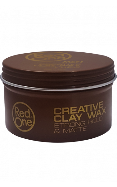RedOne cire coiffante creative clay wax strong hold &...