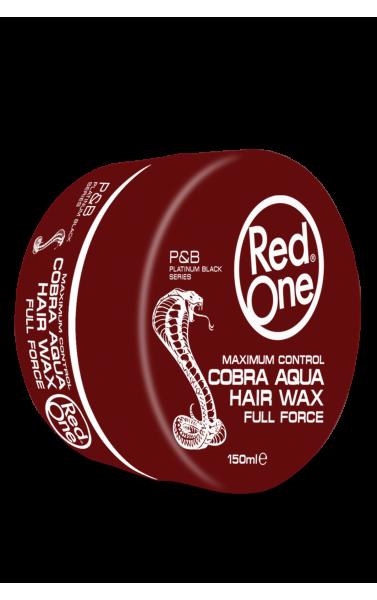 RedOne  maximum control cobra aqua hair wax full force 150ml