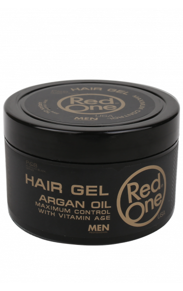 Red One argan oil gel pour cheveux 450ml