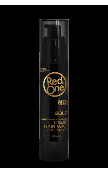 Red One gold liquid hair wax 50ml