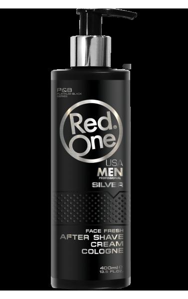 Red One silver crème cologne après rasage 400ml
