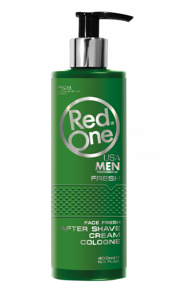 Red One fresh crème Cologne après rasage 400ml