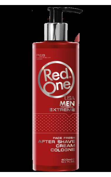 Red One extrême crème de Cologne après rasage 400ml