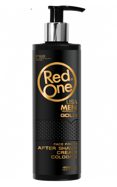 Red One gold creme de Cologne après rasage 150ml