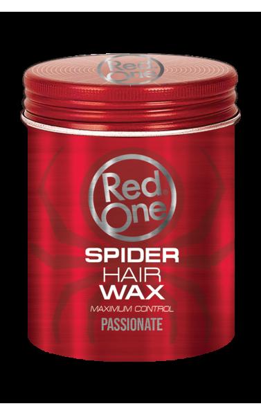 Red One spider cire coiffante passionate 100ml