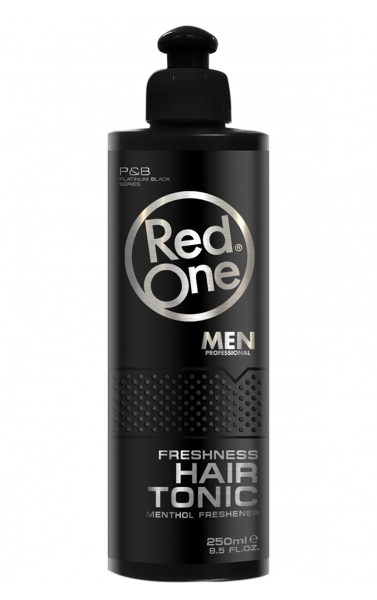 Red One freshness tonique pour les cheveux 250ml