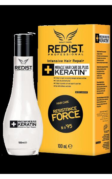 Redist huile de soin à kératine avec effet magique 100ml