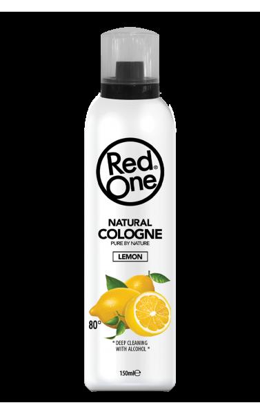 Red One eau de Cologne naturel 150ml