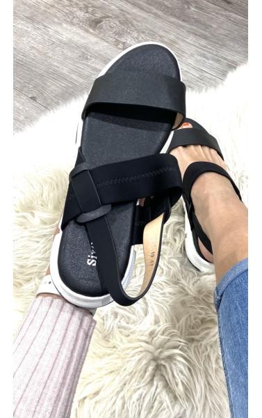 Sandale semelle plateforme