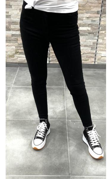 Jeans skinny noir basic