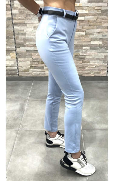 Pantalon effet tregging skinny