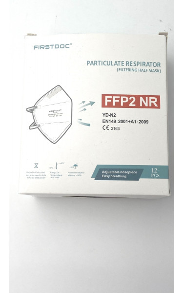 Masque FFP2 NR